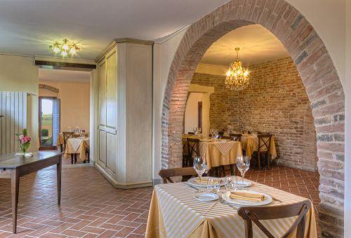 Ristorante Locanda Casale di Brolio a Castiglion Fiorentino