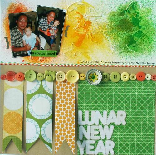 Lunar new year 2012
