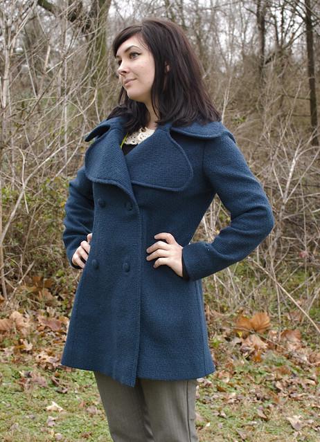 Coat - side