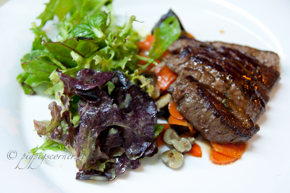 Saveur, Singapore-beef medallion