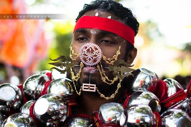 Penang Thaipusam:: Endurance