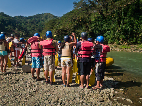 White Water River Rafting - Tabuk - Kalinga, Philippines (094829 - 120123)