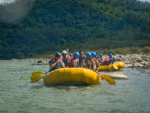 White Water River Rafting - Tabuk - Kalinga, Philippines (104933 - 120123)