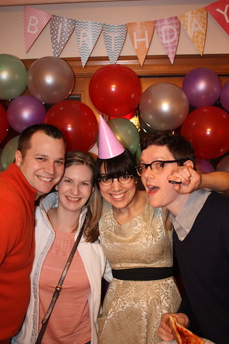 Don, Kendall, Sara & Ben - 2/4/12