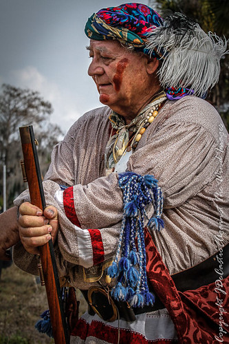 Seminole Chief-4941 by Against The Wind Images