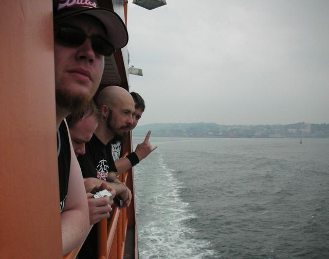 20 Bulls Each. Staten Island Ferry. 2007
