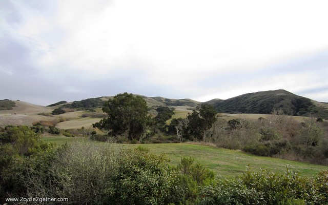 View from Highway 1, San Julian Road, outside of Lompoc