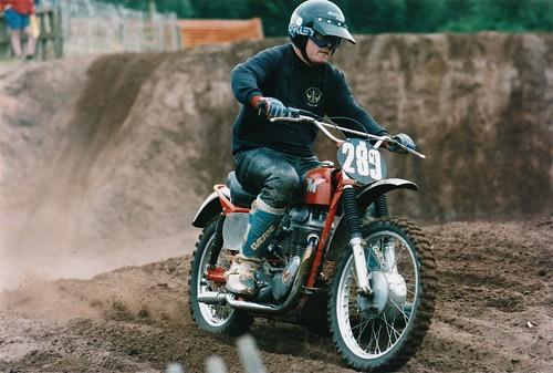 Pre 60  Matchless/BSA  -   Hawkstone  1999