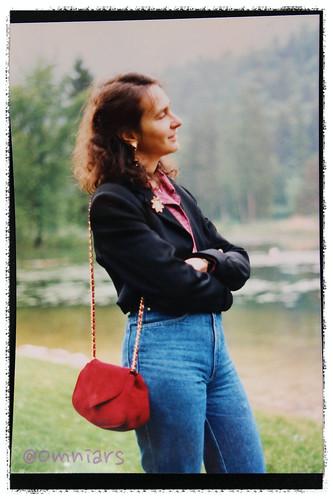 Anna Omniars sul lago by annaomniars