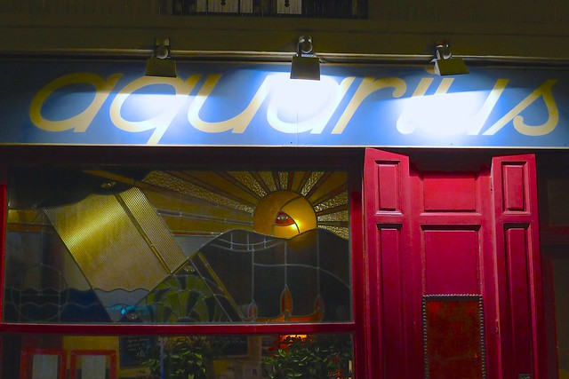 Restaurant végétarien Aquarius - Paris