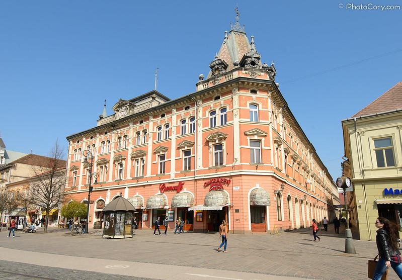 aida, kosice, hlavna ulica, Andrássy Palace