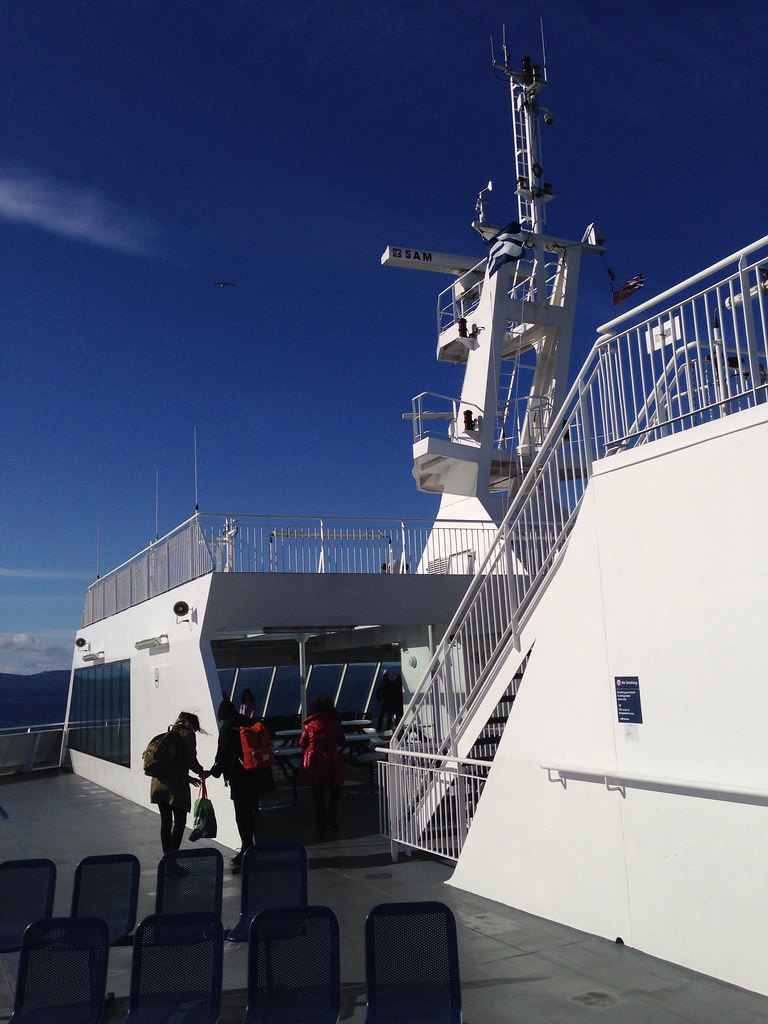 Onboard BC Ferries