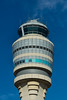 Atlanta Hartsfield Jackson International Airport Tower by Barry Haynes