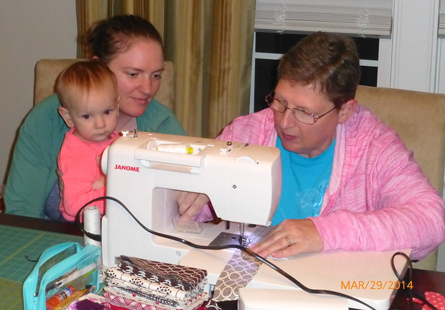 Learning to Quilt