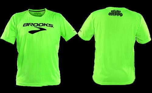 brooks run happy shirt