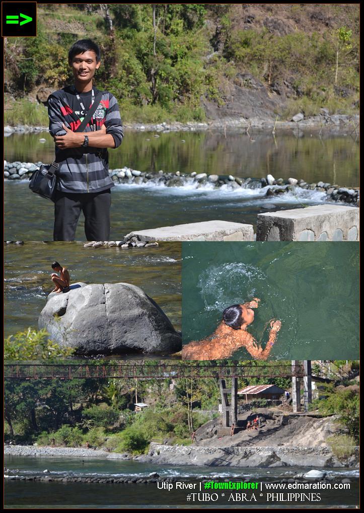 Utip River: Tubo, Abra