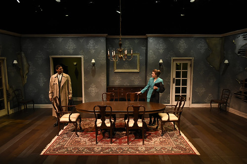 Dovetailing swiftly and smoothly  the varied scenes coalesce  ultimately   into a theatrical experience of exceptional range  compassionate humor and. The Dining Room   School of Dramatic Arts   USC