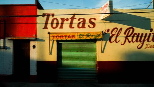 Tortas El Rayito, Puebla, Mexico