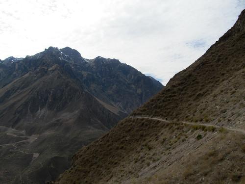 Trek du Cañon de Colca: le chemin