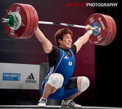 world weightlifting 2011  category 94kg