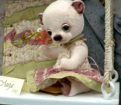Julia Aladyina's bears