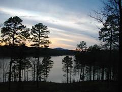 Lake Hamilton vista