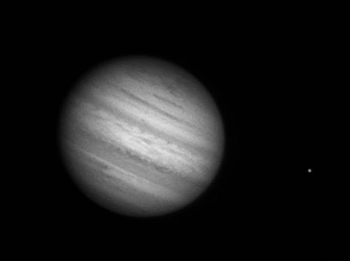 Jupiter & Europa 2011-11-27_19-18-18_ir by Mick Hyde