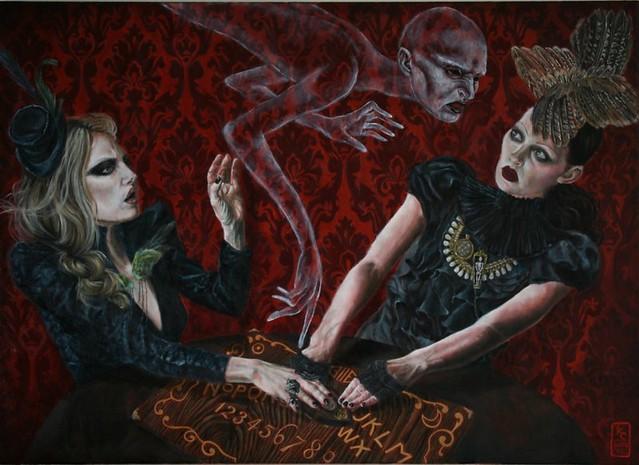 Ouija / Karyn Crisis