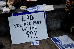 EPD You Are Part of the 99% by HannahLuu