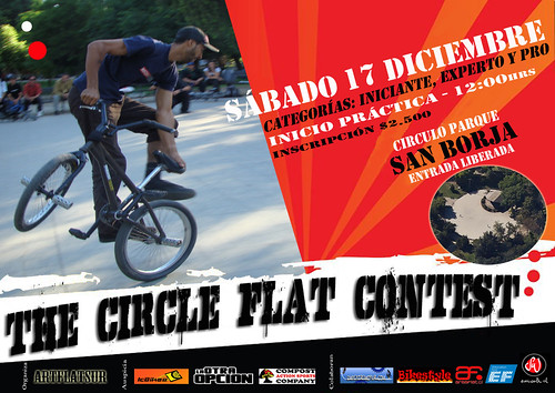 The Circle Flat Contest