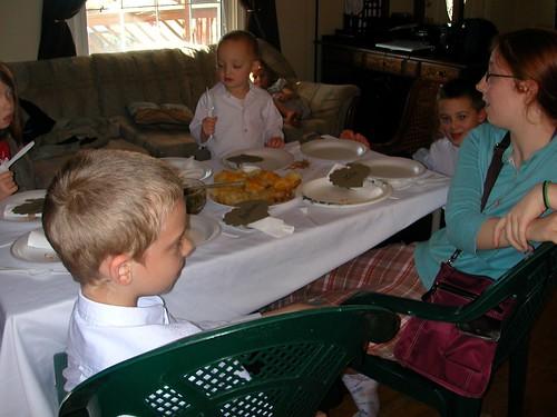 Nov 24 2011 Thanksgiving Day Anothon Elden Ila