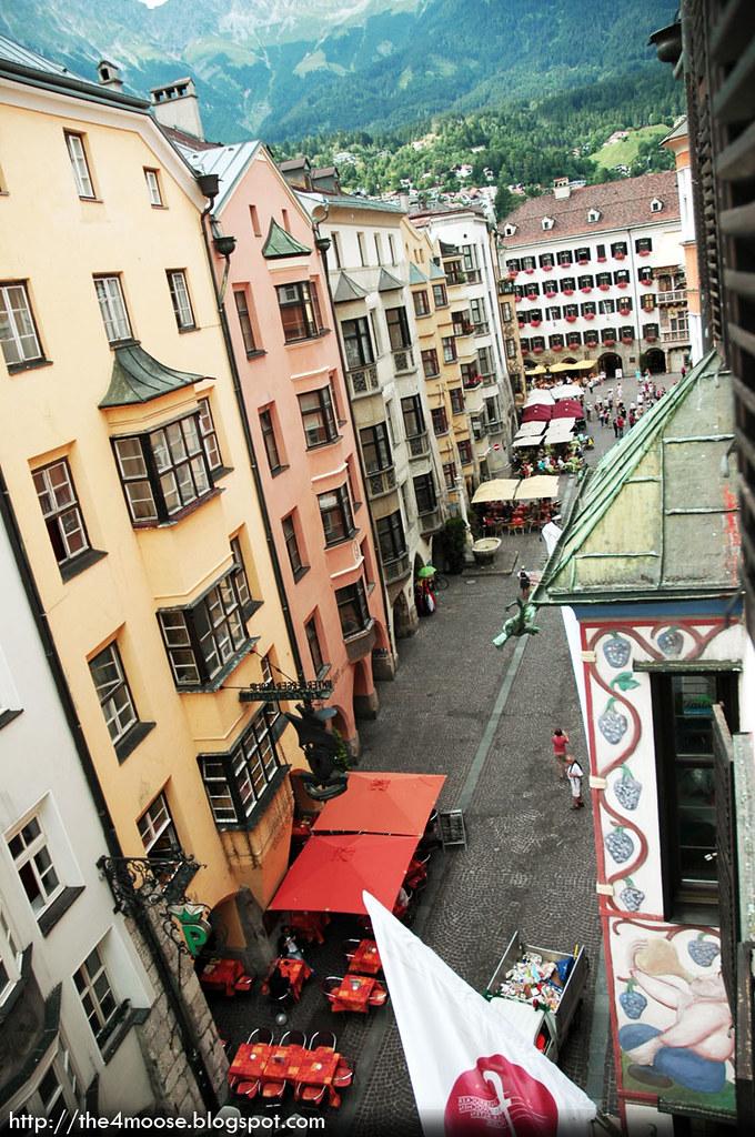 Hotel Weisses Kreuz - View