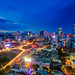 Ben Thanh Market Dusk by Rob Whitworth