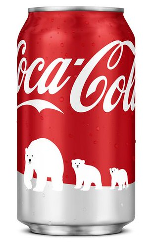 2011 Coca-Cola Polar Bears RED by roitberg