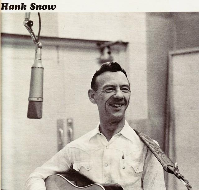 Hank Snow, The Singing Ranger And His Rainbow Ranch Boys, The* Rainbow Ranch Boys - Just Keep A-Movin'