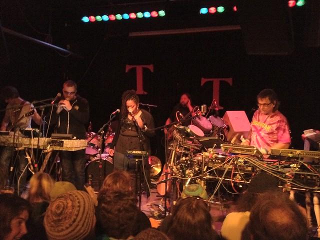 Mickey Hart Band setlist Seattle Washington December 1 2011