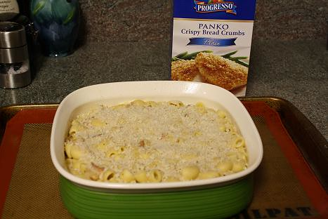Grown up Macaroni and Cheese