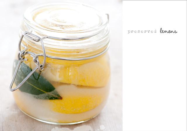 2. preserved lemons