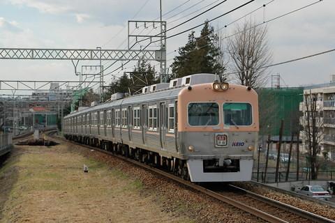 京王井の頭線3000系