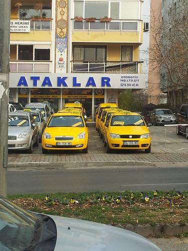 Taxi bazár
