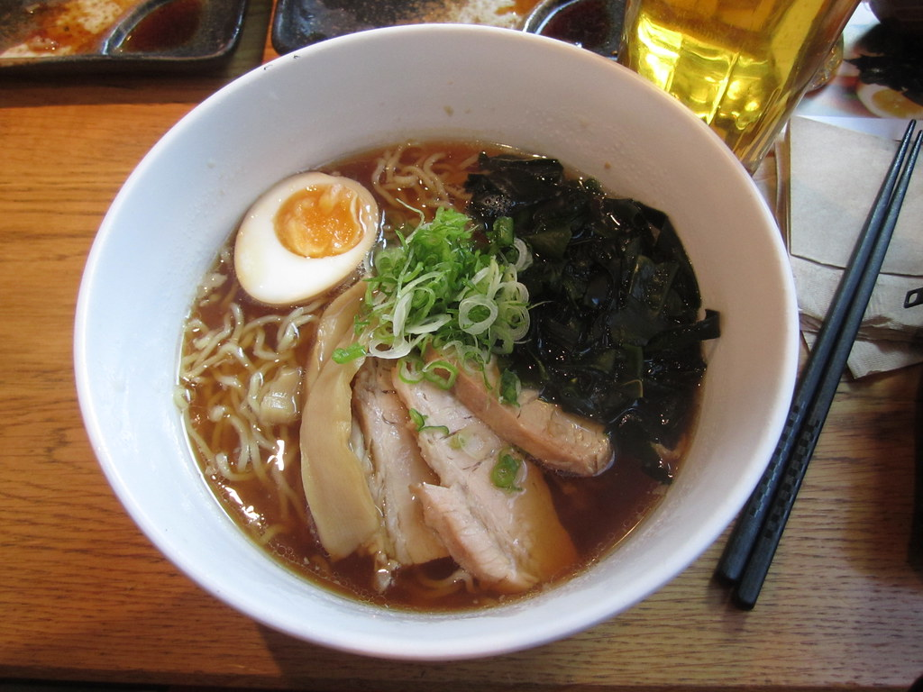 Slightly Peckish: Tsuru Ramen 9