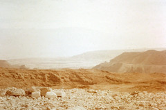 steppe(0.0), field(0.0), plain(0.0), soil(1.0), sand(1.0), natural environment(1.0), plateau(1.0), desert(1.0), landscape(1.0), wadi(1.0), dust(1.0),