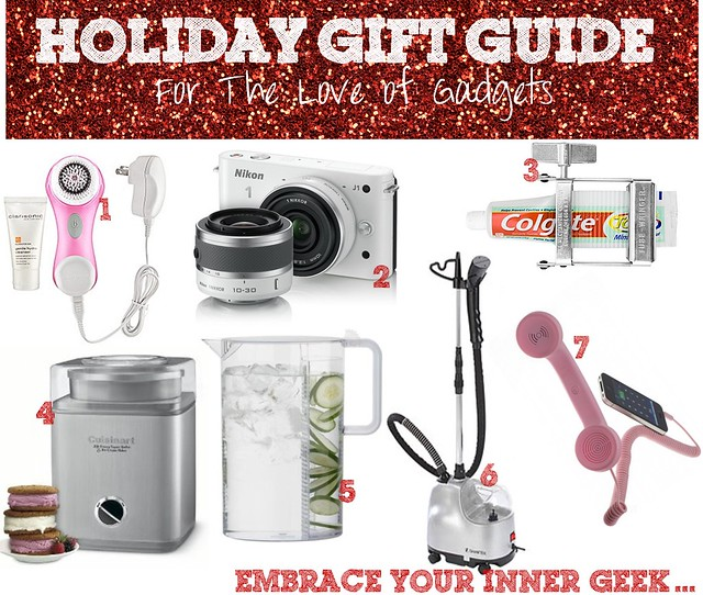 Holiday Gift Guide - Gadgets