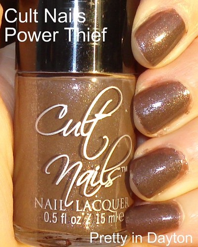 Cult Nails Power Thief