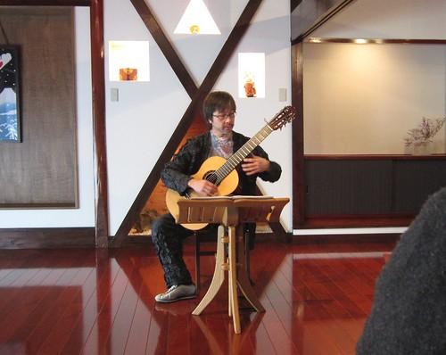 尾尻雅弘ギターコンサート@風我 2011年12月4日 by Poran111