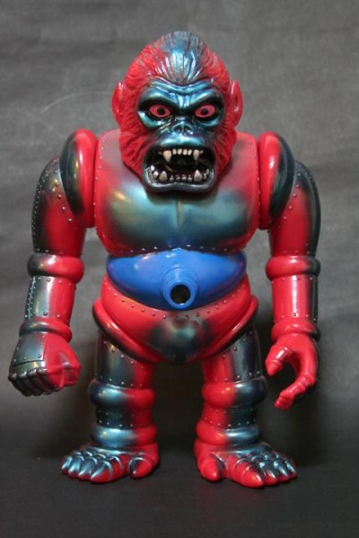 hxsaigansho cyborg gorilla