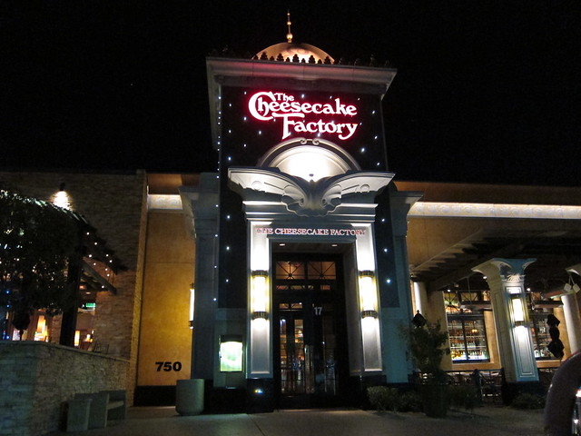 The Cheesecake Factory Summerlin