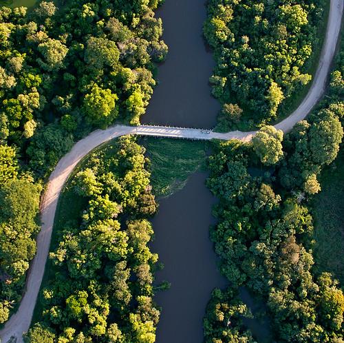 Puente sobre el Río Negro
