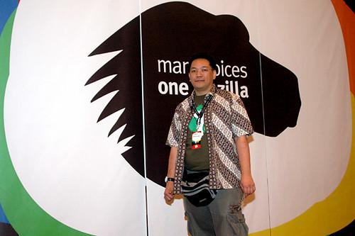Di Mozilla Camp Asia 2011