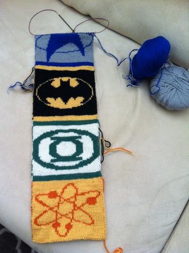 BBT scarf